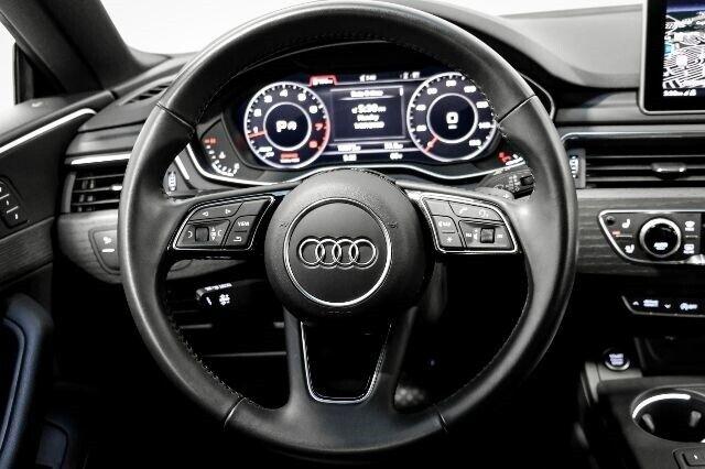 Image 12 Voiture Européenne d'occasion Audi A5 2018