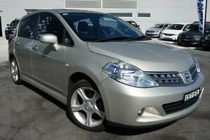 2012 Nissan Tiida C11 S3 TI White 4 Speed Automatic Hatchback Pearce Woden Valley Preview