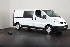 2013 Renault Trafic L2H1 MY11 2.0 DCI LWB White 6 Speed Manual Van Mulgrave Hawkesbury Area Preview