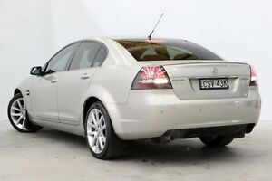 2012 Holden Calais VE II MY12.5 V Gold 6 Speed Sports Automatic Sedan Seven Hills Blacktown Area Preview