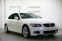2011 BMW 3-Series 335i Coupe + M Sport Package