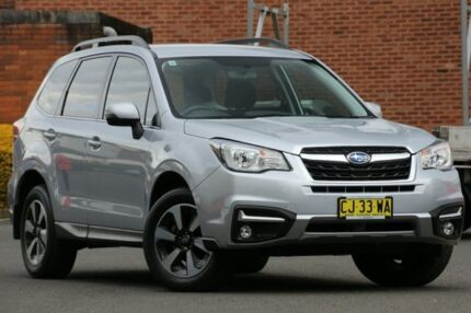 2016 Subaru Forester MY17 2.5I-L Silver Continuous Variable Wagon