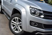 2014 Volkswagen Amarok 2H MY14 TDI420 4Motion Perm Ultimate Silver 8 Speed Automatic Utility Penrith Penrith Area Preview