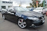 2009 Ford Falcon FG XR8 Ute Super Cab Black 6 Speed Manual Utility Hoppers Crossing Wyndham Area Preview