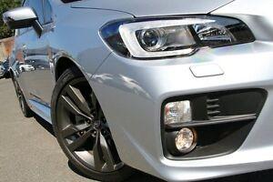2016 Subaru WRX MY17 Premium (AWD) Silver Continuous Variable Sedan Zetland Inner Sydney Preview