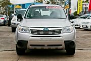 2009 Subaru Forester S3 MY09 X AWD Silver 5 Speed Manual Wagon Capalaba Brisbane South East Preview