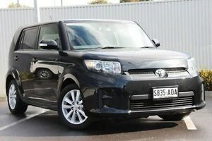 2011 Toyota Rukus AZE151R Build 2 Hatch Black 4 Speed Sports Automatic Wagon Nailsworth Prospect Area Preview