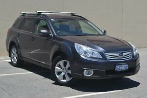 2011 Subaru Outback B5A MY11 3.6R AWD Premium Grey 5 Speed Sports Automatic Wagon Midland Swan Area Preview