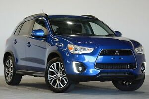 2016 Mitsubishi ASX XB MY15.5 LS (2WD) Blue Continuous Variable Wagon Coopers Plains Brisbane South West Preview