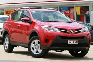 2015 Toyota RAV4 ASA44R MY14 GX AWD Wildfire 6 Speed Sports Automatic Wagon Woolloongabba Brisbane South West Preview