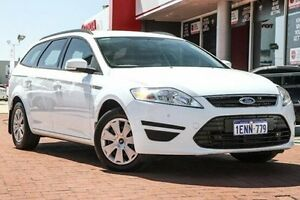 2014 Ford Mondeo MC LX PwrShift TDCi White 6 Speed Sports Automatic Dual Clutch Wagon Midland Swan Area Preview