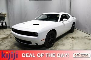 2018 Dodge Challenger SXT PLUS Leather,  Heated Seats,  Sunroof,