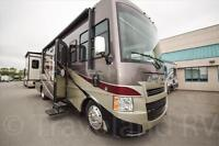 LOW KMS!! 2014 TIFFIN ALLEGRO 32CA GAS CLASS A MOTROHOME