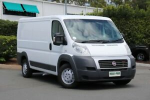 2014 Fiat Ducato Series 4 Low Roof MWB Comfort-matic White 6 Speed Sports Automatic Single Clutch Acacia Ridge Brisbane South West Preview
