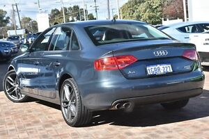 2009 Audi A4 B8 8K Multitronic Grey 8 Speed Constant Variable Sedan Osborne Park Stirling Area Preview