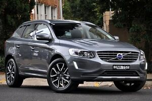 2016 Volvo XC60 DZ MY17 D4 Luxury Grey 6 Speed Automatic Geartronic Wagon Mosman Mosman Area Preview