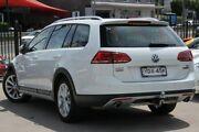 2016 Volkswagen Golf VII MY16 Alltrack DSG 4MOTION 132TSI White 6 Speed Sports Automatic Dual Clutch Haberfield Ashfield Area Preview