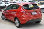 2010 Ford Fiesta WT LX Orange 5 Speed Manual Hatchback Kedron Brisbane North East Preview