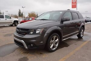 2016 Dodge Journey AWD LEATHER NAV Navigation (GPS),  Leather,