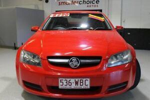 2008 Holden Commodore OMEGA Red Automatic Sedan