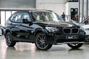 2010 BMW X1 E84 MY11 xDrive20d Steptronic Black 6 Speed Sports Automatic Wagon Port Melbourne Port Phillip Preview
