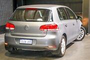 2011 Volkswagen Golf VI MY11 118TSI DSG Comfortline Grey 7 Speed Sports Automatic Dual Clutch Perth Perth City Area Preview
