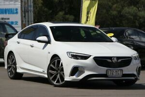 2017 Holden Commodore ZB MY18 VXR Liftback AWD Summit White 9 Speed Sports Automatic Liftback Caloundra West Caloundra Area Preview
