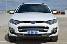 2015 Ford Territory SZ MkII TS Seq Sport Shift White 6 Speed Sports Automatic Wagon Midland Swan Area Preview