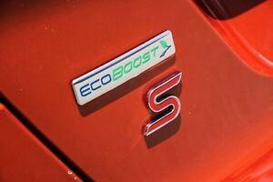 2016 Ford Fiesta Orange Manual Hatchback Maddington Gosnells Area Preview