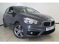2014 64 BMW 2 SERIES 2.0 218D SPORT ACTIVE TOURER 5DR 148 BHP DIESEL
