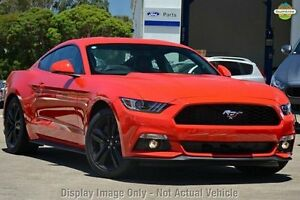 2016 Ford Mustang FM SelectShift Race Red 6 Speed Sports Automatic Fastback Christies Beach Morphett Vale Area Preview