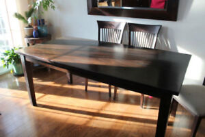 Mangowood Dining Room Table