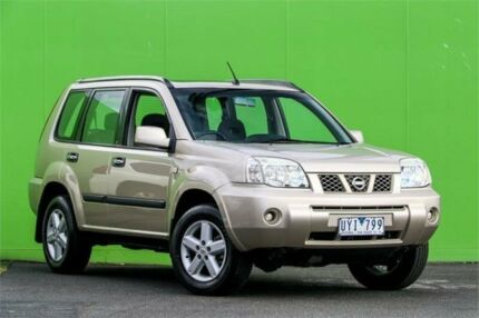 2007 Nissan X-Trail T30 II MY06 ST-S Gold 4 Speed Automatic Wagon Ringwood East Maroondah Area Preview