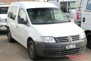 2006 Volkswagen Caddy TDI 5 Speed Manual Van Carrum Downs Frankston Area Preview