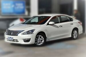 2014 Nissan Altima L33 ST X-tronic White 1 Speed Constant Variable Sedan Berwick Casey Area Preview