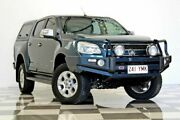 2013 Holden Colorado RG LTZ (4x4) Blue 5 Speed Manual Crew Cab Pickup Burleigh Heads Gold Coast South Preview