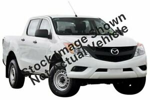2014 Mazda BT-50 UP0YF1 XT White 6 Speed Sports Automatic Utility Liverpool Liverpool Area Preview