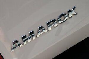 2016 Volkswagen Amarok 2H MY16 TDI420 4Motion Perm Trendline White 8 Speed Automatic Utility