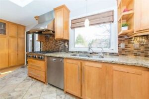 For Sale Beautiful, Rarely Offered 3 + 1 Bedroom Home