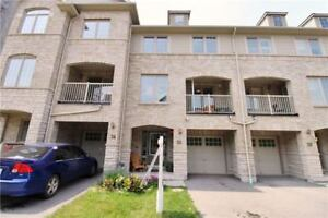 *Prime Ajax Location *Freehold Townhouse