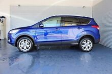 2013 Ford Kuga TF Trend PwrShift AWD Blue 6 Speed Sports Automatic Dual Clutch Wagon Parramatta Park Cairns City Preview