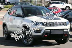 2018 Jeep Compass M6 MY18 Trailhawk Blue 9 Speed Automatic Wagon Hallam Casey Area Preview