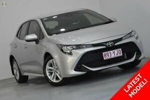 2018 Toyota Corolla Mzea12R Ascent Sport Silver 10 Speed Constant Variable Hatchback Kedron Brisbane North East Preview