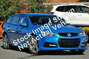 2013 Holden Commodore VF SV6 Blue 6 Speed Automatic Sportswagon Mayfield East Newcastle Area Preview