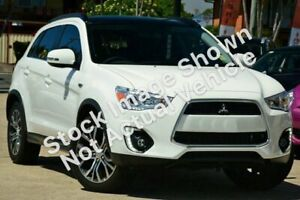 2016 Mitsubishi ASX XB MY15.5 XLS 2WD White 6 Speed Constant Variable Wagon Rockingham Rockingham Area Preview