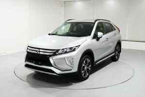 2018 Mitsubishi Eclipse Cross YA MY18 LS 2WD Silver 8 Speed Constant Variable Wagon Invermay Launceston Area Preview