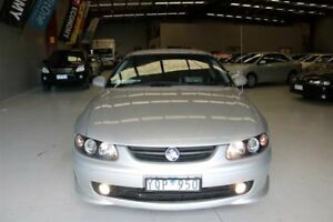 2001 Holden Monaro V2 CV6 Silver 4 Speed Automatic Coupe