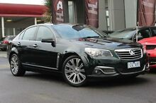 2014 Holden Calais  Green Sports Automatic Sedan Watsonia North Banyule Area Preview