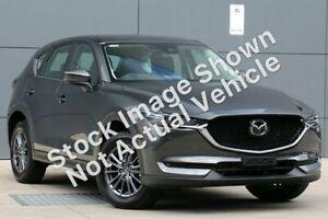 2019 Mazda CX-5 KF4WLA Touring SKYACTIV-Drive i-ACTIV AWD Machine Grey 6 Speed Sports Automatic Kirrawee Sutherland Area Preview