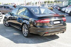 2015 Ford Falcon FG X XR6 Black 6 Speed Auto Seq Sportshift Sedan